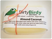 Almond Coconut Soap
