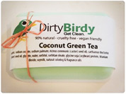 Green Tea Coconut Soap