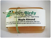 Maple Almond Soap